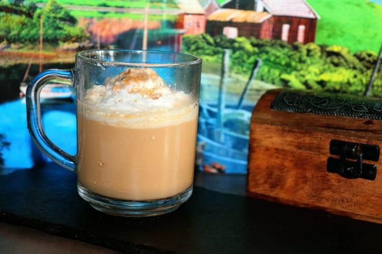 Ruská Raf káva