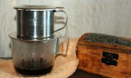 Vietnamská káva