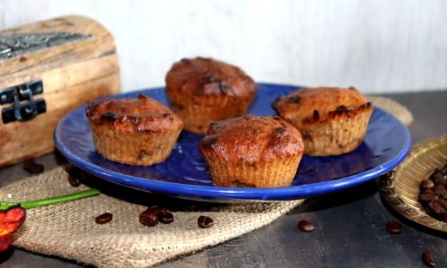Banánové muffiny podle ajurvédy