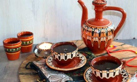 Beduínský čaj