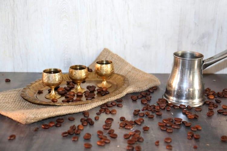 Egyptská káva