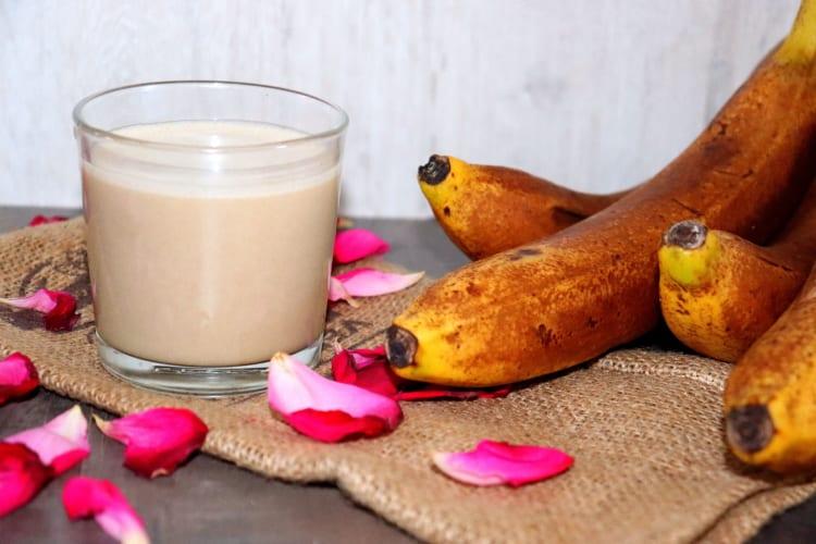 Mana s banánem