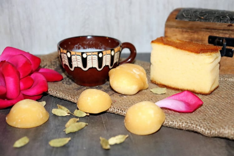 Panakarkandu paal – Mléko s palmovým cukrem (Indie)