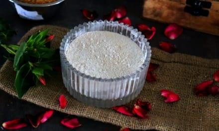 Cukr moučka ze třtinového cukru