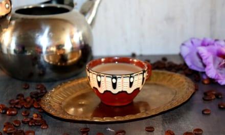 Čaj Masala podle ajurvédy