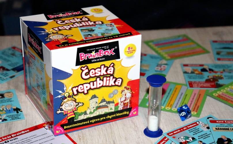 Recenze hry Brainbox