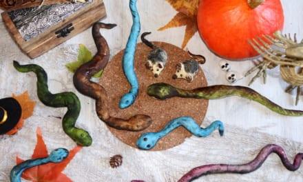 Hadí preclíky