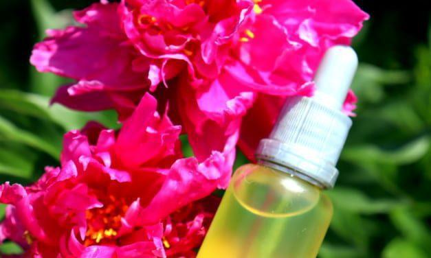 Pleťové sérum s ylang ylang a anglickou růží