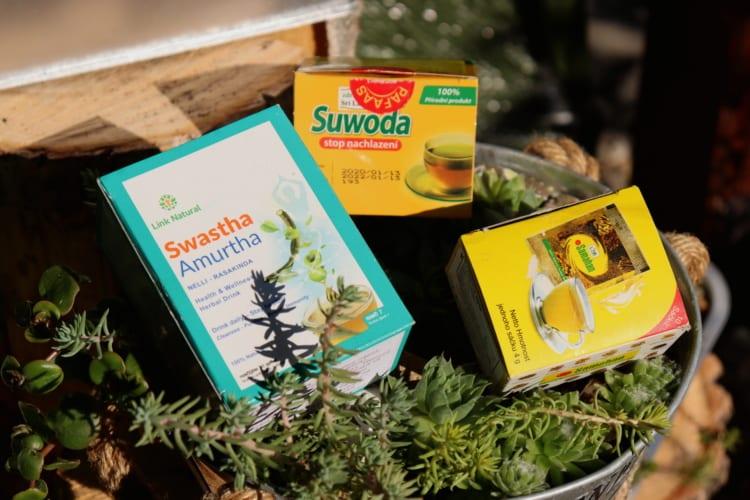 Bylinné nápoje – účinná pomoc proti chřipce a nachlazení
