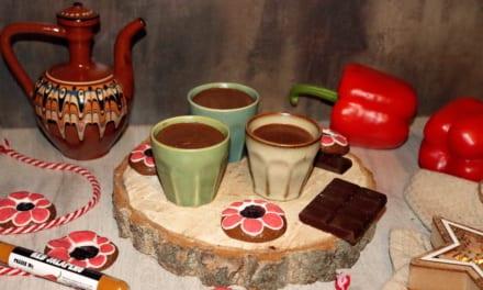 Aztécká horká čokoláda
