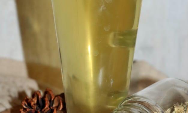 Raw fenyklová voda