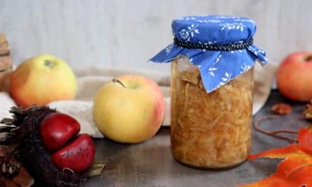 Jablečná náplň