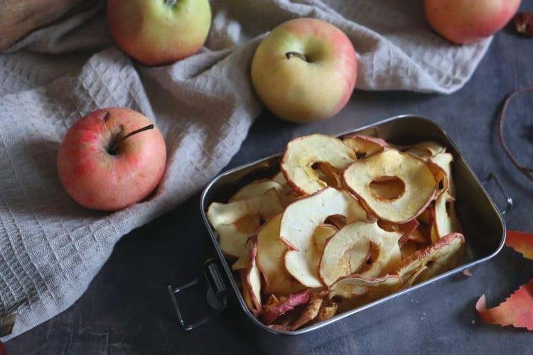 Křížaly z jablek