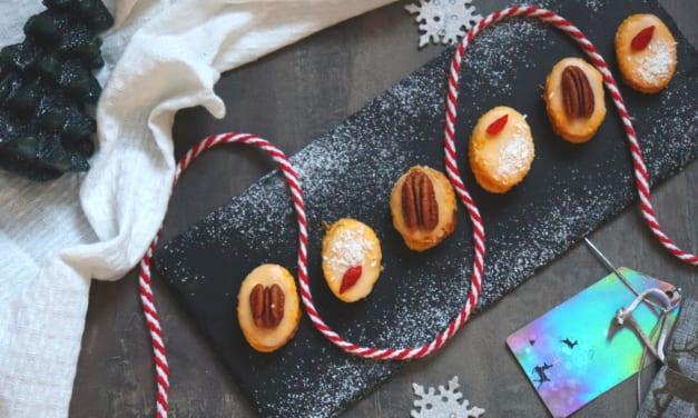 Bezlepkové vánoční cukroví