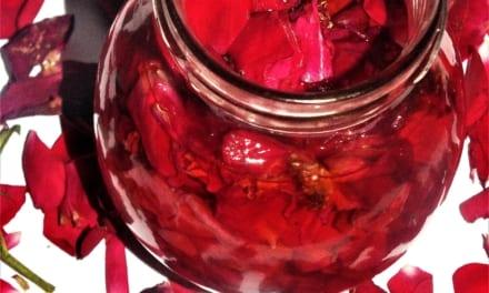 Růžový ocet
