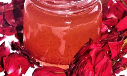 Růžový olej
