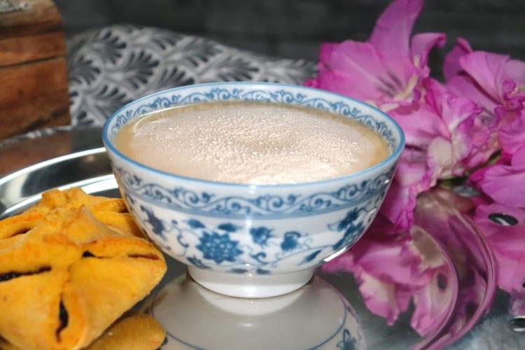 Tibetský máslový čaj