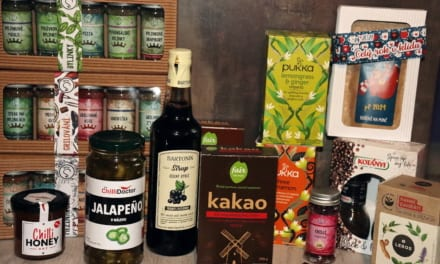 Food tipy na vánoční dárky