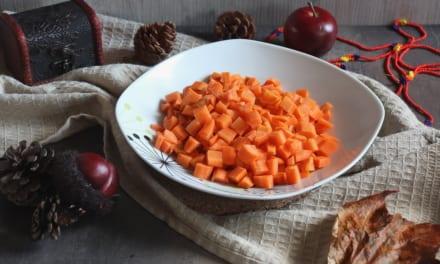 Jak správně zamrazit mrkev