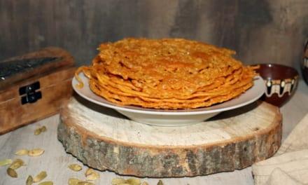 Jalebi – indická sladkost