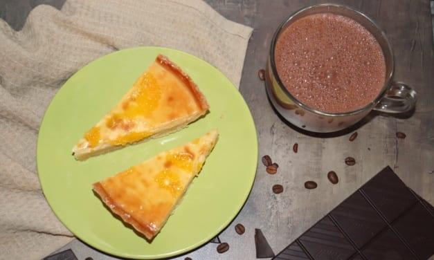 Sirup na přípravu horkého i studeného kakaa (i toping)