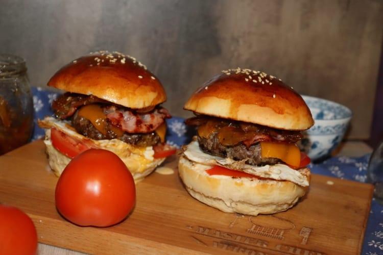 Mražené maso na hamburgery