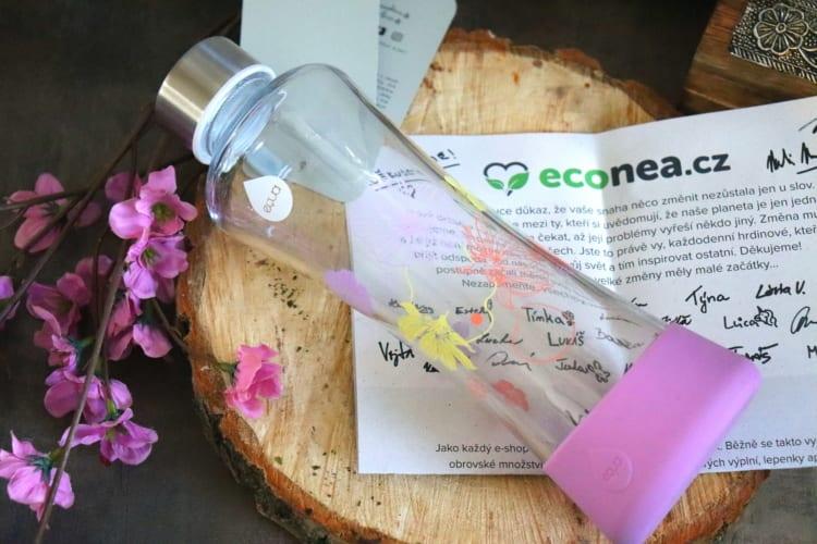 Recenze lahev Econea