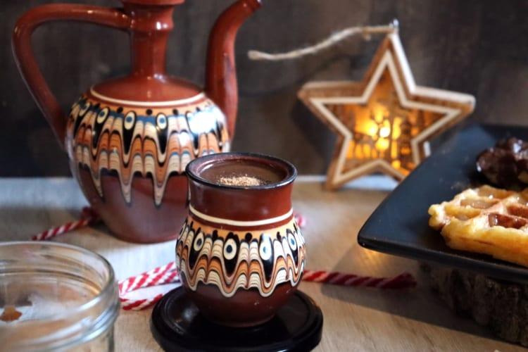 Mexická horká čokoláda