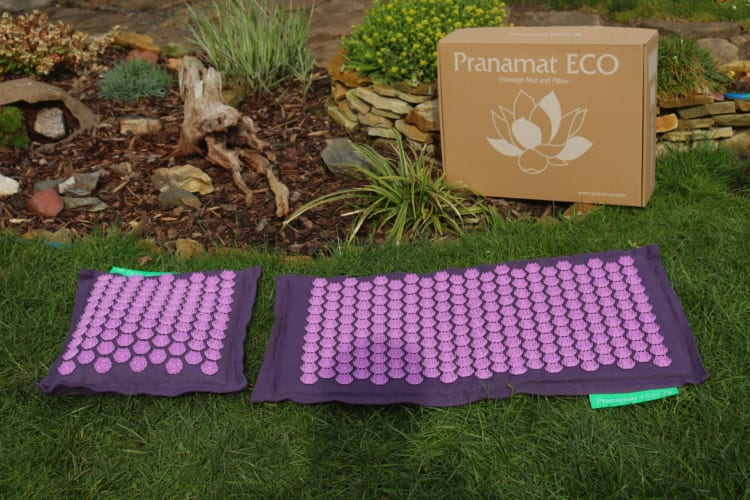 Recenze masážní podložky Pranamat Eco