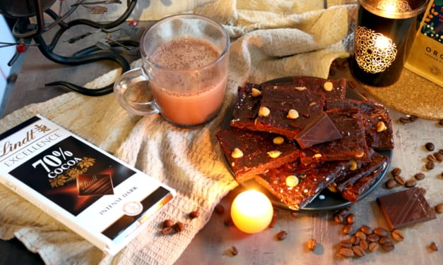 Batátové brownies bez lepku