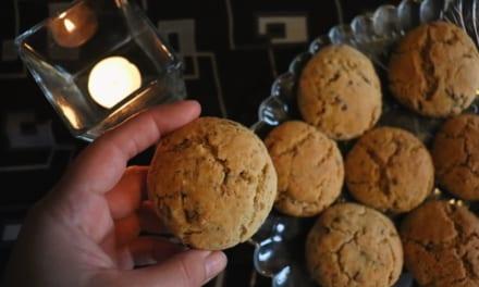 Bezlepkové cookies