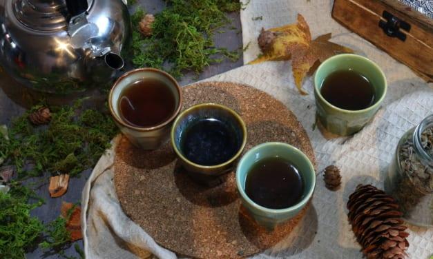 Marocký mátový čaj