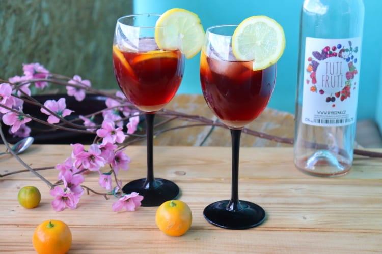 Tutti Frutti drink