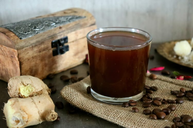 Zázvorová káva