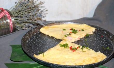 Francouzská omeleta