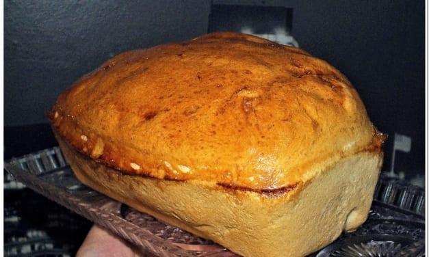 Jamajský mléčný chléb