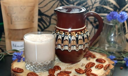 Pekanové mléko